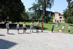 """Torniamo indietro nel tempo e per un giorno diventiamo dame e cavalieri!!! Gita al Castello della Manta - Saluzzo. scuola dell'infanzia- sez.primavera Fornaci • <a style=""""font-size:0.8em;"""" href=""""http://www.flickr.com/photos/147567653@N07/48090778701/"""" target=""""_blank"""">View on Flickr</a>"""