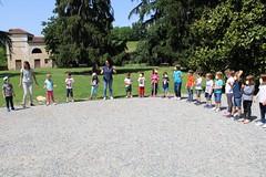 """Torniamo indietro nel tempo e per un giorno diventiamo dame e cavalieri!!! Gita al Castello della Manta - Saluzzo. scuola dell'infanzia- sez.primavera Fornaci • <a style=""""font-size:0.8em;"""" href=""""http://www.flickr.com/photos/147567653@N07/48090813003/"""" target=""""_blank"""">View on Flickr</a>"""
