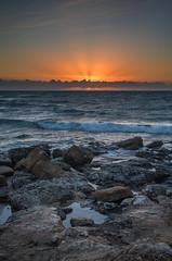 Isola delle Correnti III (iridescente77) Tags: sicilia sicily mare sea tramonto sunset