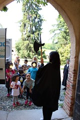 """Torniamo indietro nel tempo e per un giorno diventiamo dame e cavalieri!!! Gita al Castello della Manta - Saluzzo. scuola dell'infanzia- sez.primavera Fornaci • <a style=""""font-size:0.8em;"""" href=""""http://www.flickr.com/photos/147567653@N07/48090872402/"""" target=""""_blank"""">View on Flickr</a>"""