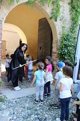 """Torniamo indietro nel tempo e per un giorno diventiamo dame e cavalieri!!! Gita al Castello della Manta - Saluzzo. scuola dell'infanzia- sez.primavera Fornaci • <a style=""""font-size:0.8em;"""" href=""""http://www.flickr.com/photos/147567653@N07/48090873847/"""" target=""""_blank"""">View on Flickr</a>"""