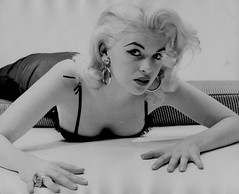 Jayne Mansfield (poedie1984) Tags: jayne mansfield vera palmer blonde old hollywood bombshell vintage babe pin up actress beautiful model beauty hot girl woman classic sex symbol movie movies star glamour girls icon sexy cute body bomb 50s 60s famous film kino celebrities pink rose filmstar filmster diva superstar amazing wonderful photo picture american love goddess mannequin black white mooi tribute blond sweater cine cinema screen gorgeous legendary iconic busty boobs décolleté lippenstift lipstick oorbellen earrings ring jurk dress