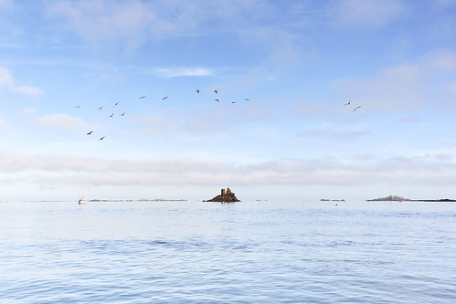 Rocher de Saint Karanteg, Carantec