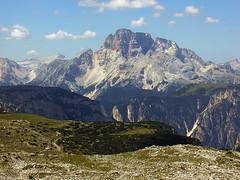 Croda Rossa / Hohe Gaisl (Vid Pogacnik) Tags: dolomiti italy mountain landscape outdoors italia hiking dolomites crodarossa hohegaisl