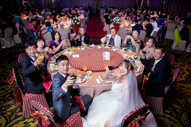 婚禮攝影 [冠宏❤宛榆] 訂結之囍@台中潮港城