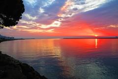 Las maravillas de madrugar en Hondarribia (eitb.eus) Tags: eitbcom 16599 g1 tiemponaturaleza tiempon2019 amanecer gipuzkoa hondarribia josemariavega