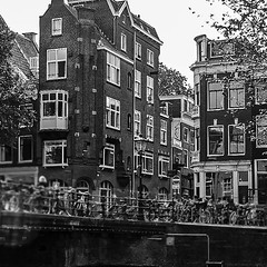 Street  Corner I (CloudBuster) Tags: iamsterdam amsterdam holland buldings canals sights sightseeing attractie stad city