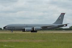 USAF, Boeing KC-135R (57-1432), 191st ARS/151st ARW (mattmckie98) Tags: aviation aircraft airforce usaf us military mildenhall rafmildenhall nikon jet tanker kc135