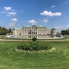 Castle Belvedere | Vienna, Austria (Chris Feichtner) Tags: austria vienna belvedere iphonephotography shotoniphonexs