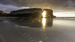 _A734581 (DDPhotographie) Tags: eu asturies catedrais cathédrale ddphotographie eau espagne landscape ocean plage playa praia roadtrip rocher rock spain sunrise sunset wwwddphotographiecom lugoprovince