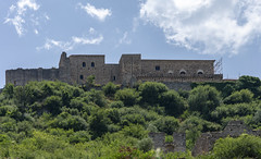 The Palace of Mystras - Laconia - Greece (Ava Babili) Tags: castle byzantine byzantio byzantium mystras medievalarchitecture greece peloponnese palace