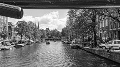 Canal Boats II (CloudBuster) Tags: