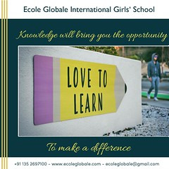 Ecoleglobale school (ecoleglobalschool) Tags: ecoleglobale career bestoftheday believe child creativity dehradun delhi digital education edtech educatioquotes future girls girlrising globaled highered hardwork india inspirational kids knowledge motivation wednesday learning quoteoftheday quote quotes