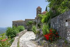 Monastery of Pantanassa - Laconia - Greece (Ava Babili) Tags: castle byzantine byzantio byzantium mystras medievalarchitecture greece peloponnese monastery pantanassa