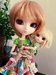 (claudine6677) Tags: pullip mini vocaloid meiko groove doll asian dolls alice