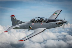 """Irish 26"" (Ian Garfield - thanks for over 2 million views!) Tags: ian garfield photography raf royal air force cosford show airshow irish corps baldonnell ireland pilatus pc9 pc9m airtoair aa sky clouds flying aviation avgeek aerial canon 5d3 airplane aeroplanes military prop trainer canon5d3 cessna caravan inflight airtoairphotography planespotting plane airdisplay"