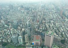 View from Taipei 101 (rvandermaar) Tags: taipei 101 taipei101 xinyi