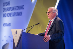 Speech Jean-Claude Juncker, President, European Commission (European Central Bank) Tags: ecbforumoncentralbanking portugal sintra jeanclaude juncker sintraportugal 2019