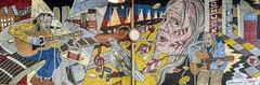 Den Haag Street Art (leloops.berlin) Tags: streetart streetphotography den haag hague the netherland netherlands holland urbanlifestyle urbanlife urbanpictures urban turfmarkt tag gordonmeuleman thehaguestreetart denhaag thehague graffiti sophia breems sophiadenbreems
