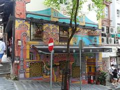 201905245 Hong Kong Central (taigatrommelchen) Tags: 20190522 china hongkong central urban city building bar art street