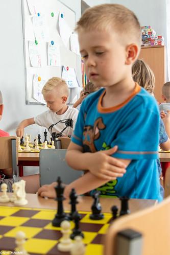 IX Szachowe Mistrzostwa Społecznego Przedszkola Akademia Przedszkolaka-15