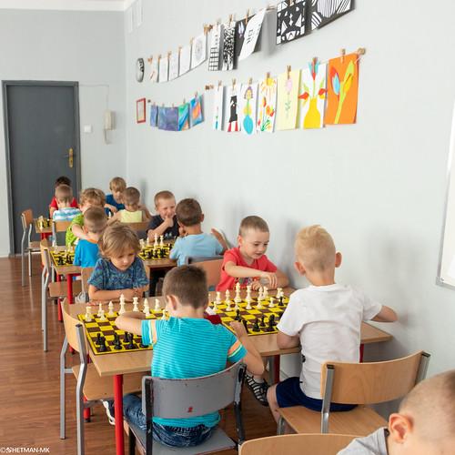 IX Szachowe Mistrzostwa Społecznego Przedszkola Akademia Przedszkolaka-9