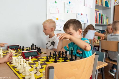 IX Szachowe Mistrzostwa Społecznego Przedszkola Akademia Przedszkolaka-5