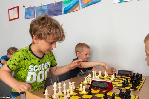 IX Szachowe Mistrzostwa Społecznego Przedszkola Akademia Przedszkolaka-4