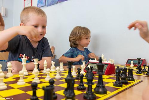 IX Szachowe Mistrzostwa Społecznego Przedszkola Akademia Przedszkolaka-33