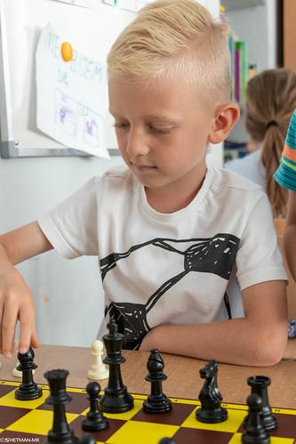 IX Szachowe Mistrzostwa Społecznego Przedszkola Akademia Przedszkolaka-20