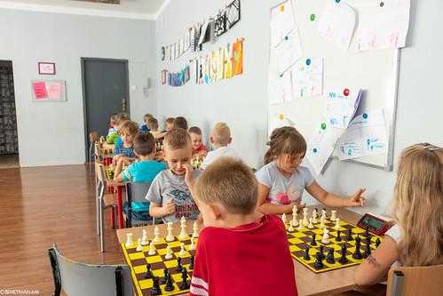 IX Szachowe Mistrzostwa Społecznego Przedszkola Akademia Przedszkolaka-10