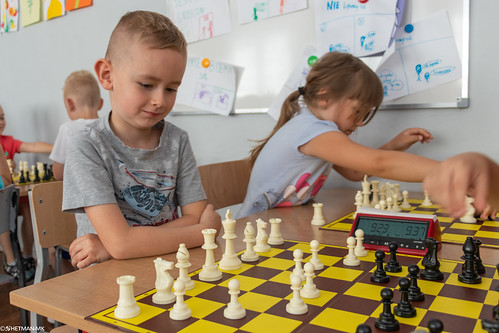 IX Szachowe Mistrzostwa Społecznego Przedszkola Akademia Przedszkolaka-8