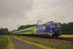 FLX 193 826 - Westbevern (D) (Trainspotter EMST) Tags: 193 flixtrain flx 193826 rollbahn