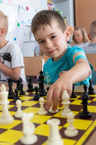 IX Szachowe Mistrzostwa Społecznego Przedszkola Akademia Przedszkolaka-19
