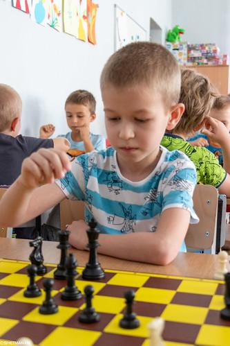 IX Szachowe Mistrzostwa Społecznego Przedszkola Akademia Przedszkolaka-13