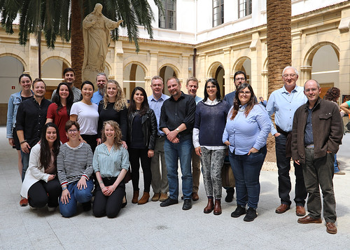 Master Erasmus Human Rights Policy and Practice: simposio 2019