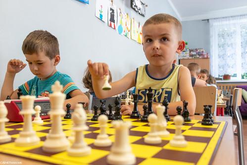 IX Szachowe Mistrzostwa Społecznego Przedszkola Akademia Przedszkolaka-36