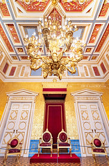 _DSC4817 - The Small Throne Room of the Kings of Bavaria (AlexDROP) Tags: 2019 europe germany deutschland munich munchen art travel architecture color wideangle palace interior nikond750 tamronaf1735mmf284diosda037 best iconic famous mustsee picturesque postcard geometry symmetry
