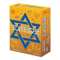 Jax (boardgamei.com) Tags: sequence jewish edition