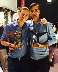 Matt en MikeHergaarden Dutch Game Awards 2014 (Regionaal Archief Alkmaar) Tags: alkmaar games