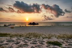 Okinawa Beach (Corey Hamilton) Tags: beach coast hdr japan okinawa sunset aurora2019 sea