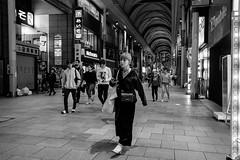 Hiroshima - Hondori (-dow-) Tags: japan hiroshima 日本 giappone 広島 monochrome fujifilm x70 hondori