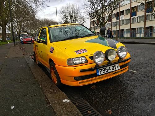 1997 Seat Ibiza 2Litre
