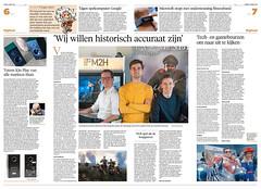 Interview M2H_NHD_15Maart2019 (Regionaal Archief Alkmaar) Tags: alkmaar games