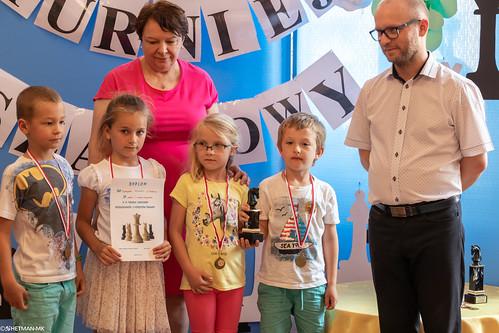 IX Turniej Szachowy Przedszkolaków o Mistrzostwo Świdnicy-75