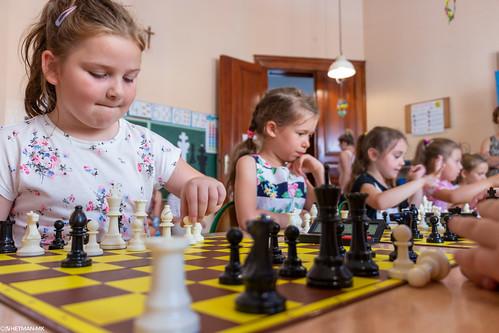 IX Turniej Szachowy Przedszkolaków o Mistrzostwo Świdnicy-55