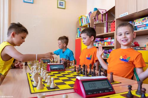IX Turniej Szachowy Przedszkolaków o Mistrzostwo Świdnicy-54
