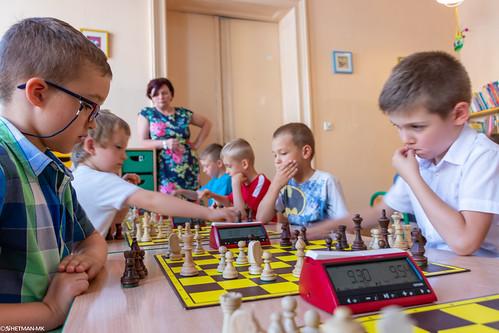 IX Turniej Szachowy Przedszkolaków o Mistrzostwo Świdnicy-53