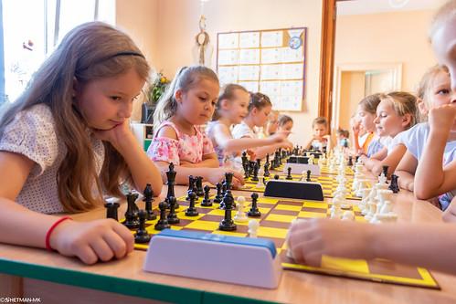 IX Turniej Szachowy Przedszkolaków o Mistrzostwo Świdnicy-46