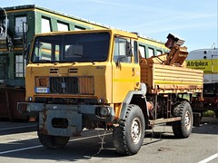 Fiat - Iveco ACM 80 4x4 (Alessio3373) Tags: truck oldtruck abandonedtruck abandonedcars scrap scrapped scrappedtruck retiredtruck rust rusty rusted rustytruck ruggine corroded corrosion iveco ivecoacm80 ivecoacm804x4
